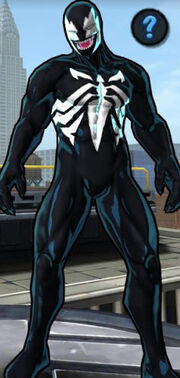 Venom Angelo Fortunato from Spider-Man Unlimited (video game) 001