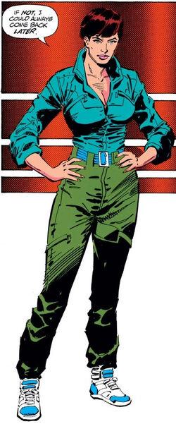 Veronica Benning (Earth-616) from Iron Man Vol 1 292 0001