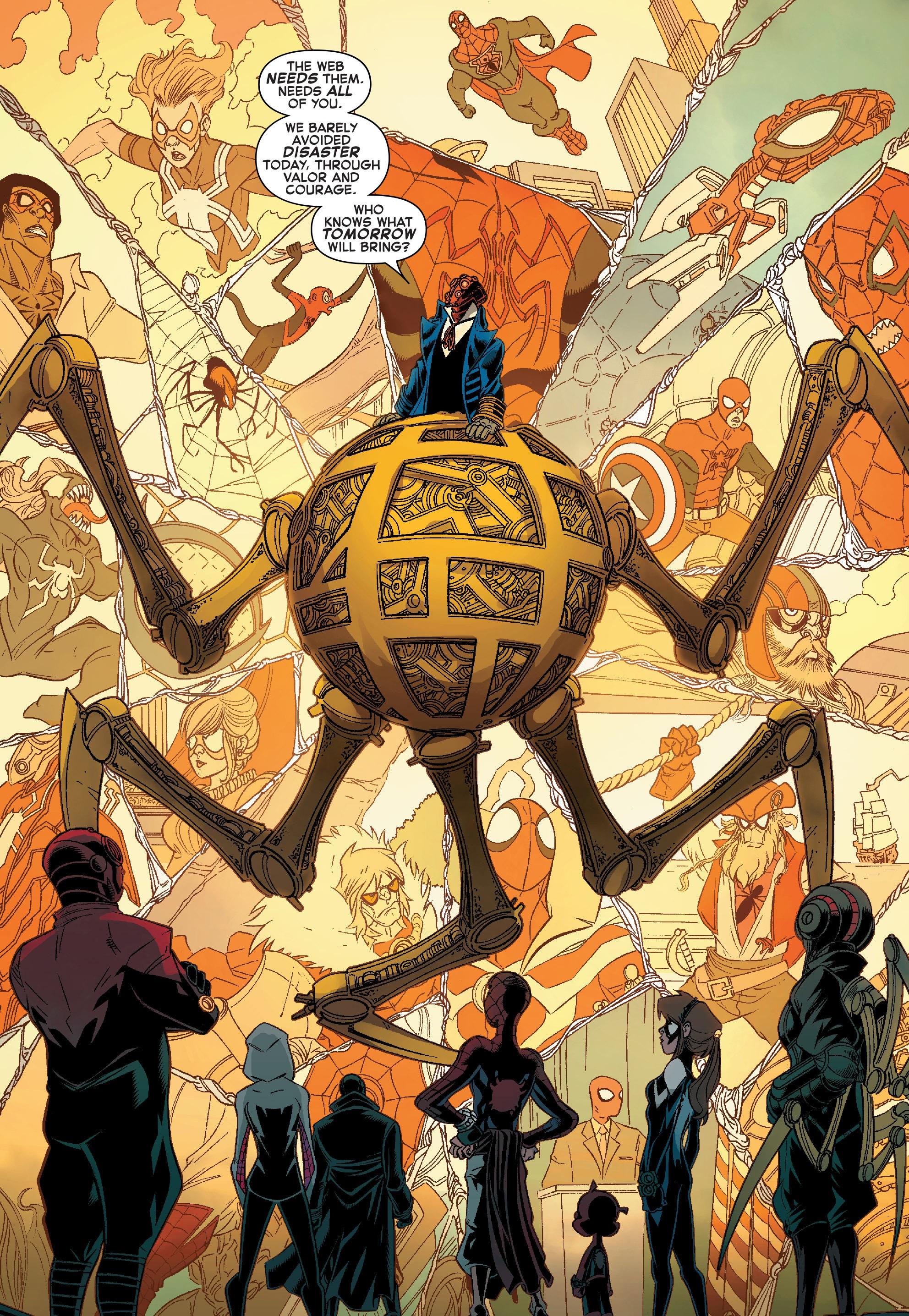 Web of Life and Destiny   Marvel Database   FANDOM powered