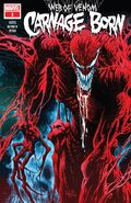Web of Venom Carnage Born Vol 1 1