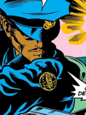 Willis (NYPD) (Earth-616) from Marvel Team-Up Vol 1 66 001