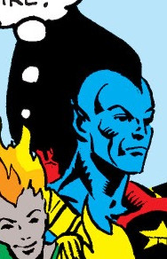 Yondu Udonta (Earth-77640) from Fantastic Four Roast Vol 1 1 0001