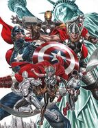 2014 New York Comic Con Program Cover by Brooks