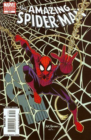 File:Amazing Spider-Man Vol 1 577 Buscema Variant.jpg