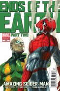Amazing Spider-Man Vol 1 683 Dell'Otto Variant