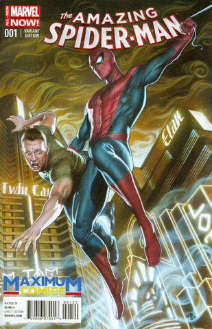 File:Amazing Spider-Man Vol 3 1 MaximuM Variant.jpg