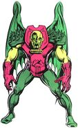 Annihilus (Earth-616) from Official Handbook of the Marvel Universe Vol 2 1 0002