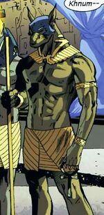 Anubis (Earth-20051) Marvel Adventures Fantastic Four Vol 1 23