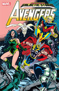 Avengers Galactic Storm Vol 1 1