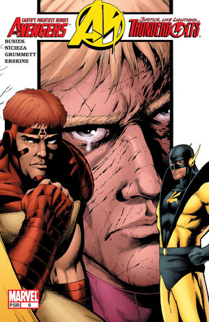 Avengers Thunderbolts Vol 1 6
