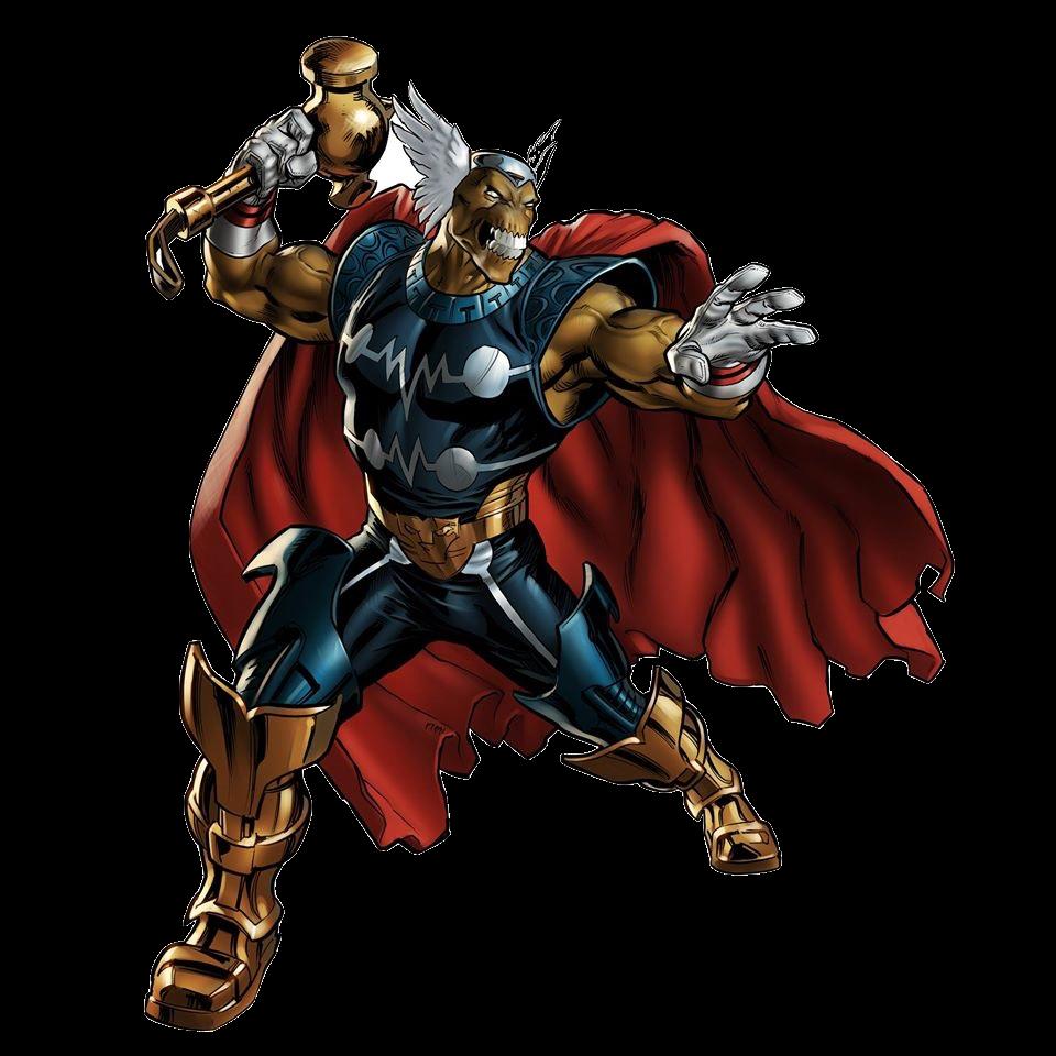 Beta Ray Bill (Earth-12131) | Marvel Database | Fandom