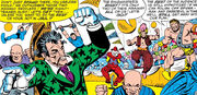 Bruce Olafsen, Eliot Franklin (Clown), Maynard Tiboldt (Earth-616) from Amazing Spider-Man Vol 1 16
