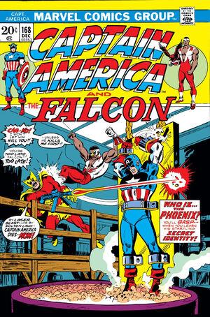 Captain America Vol 1 168