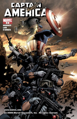 Captain America Vol 5 9