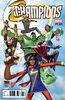 Champions Vol 2 1 Mile High Comics Exclusive Variant