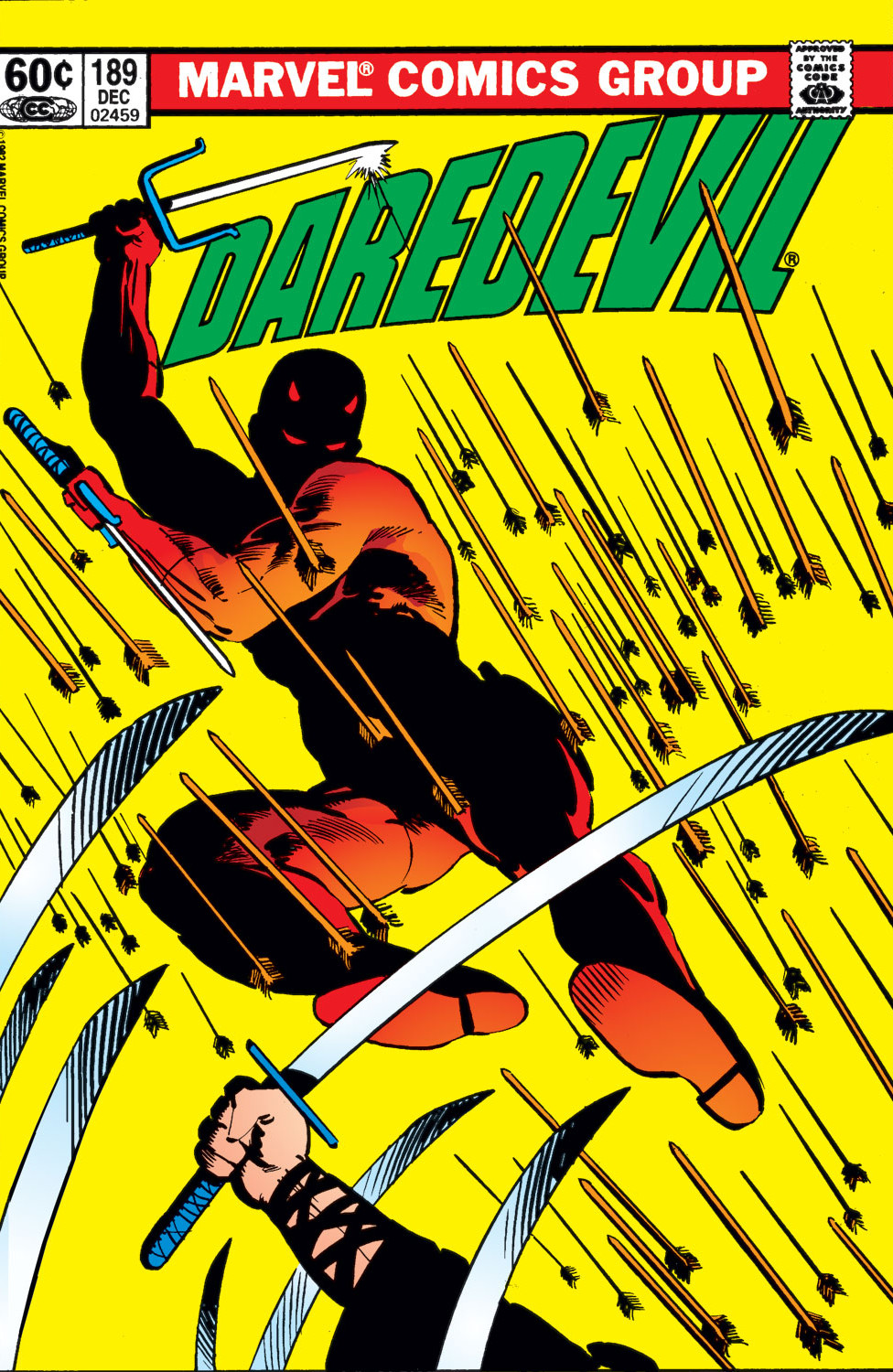 Daredevil Vol 1 189