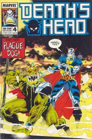 Death's Head Vol 1 4