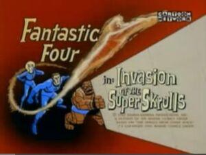 Fantastic Four (1967 animated series) Season 1 5 Screenshot
