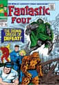 Fantastic Four Vol 1 58