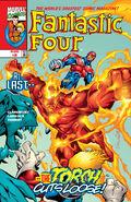 Fantastic Four Vol 3 8