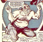 Fritz Krone (Earth-616) from Captain America Comics Vol 1 15 0001
