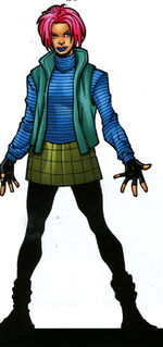 Gaia (Earth-616) from Official Handbook of the Marvel Universe A-Z Update Vol 1 4 0001
