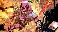 Galactus (Skrull) (Earth-616) from Secret Invasion Vol 1 7 0001