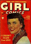 Girl Comics Vol 1 1