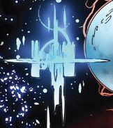 Grandmaster's Cosmic Game Room from Avengers Vol 1 688 001