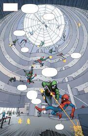 Guggenheim Museum From Spidey Vol 1 4 001