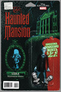 Haunted Mansion Vol 1 3 Action Figure Variant