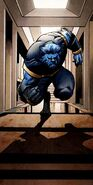 Hank mccoy Secret Avengers 13