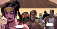 Howling Commandos (Earth-BW20D) from Mrs. Deadpool and the Howling Commandos Vol 1 3 001