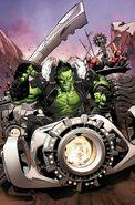 Incredible Hulk Vol 1 710 Textless