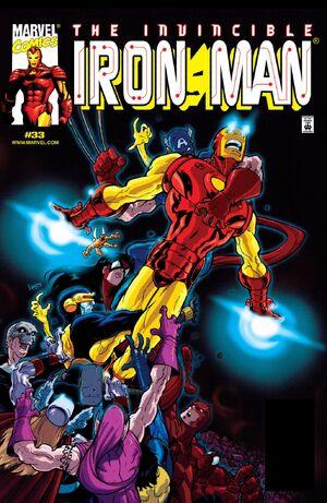 Iron Man Vol 3 33