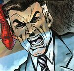 John Jonah Jameson (Earth-52136) from What If Aunt May Had Died Instead of Uncle Ben? Vol 1 1 0001