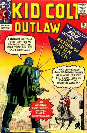 Kid Colt Outlaw Vol 1 114