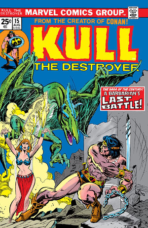 Kull the Destroyer Vol 1 15