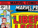 Marvel Premiere Vol 1 29