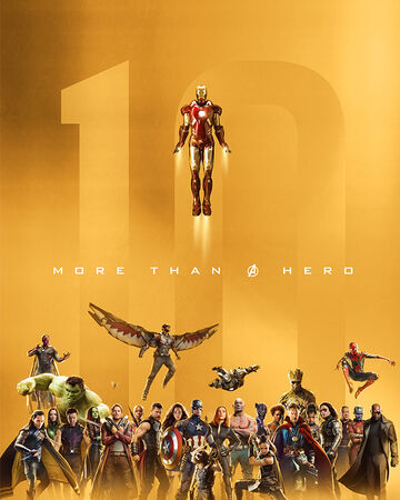 https://vignette.wikia.nocookie.net/marveldatabase/images/6/69/Marvel_Studios_The_First_10_Years_poster_001.jpg/revision/latest/top-crop/width/360/height/450?cb=20180610235101