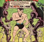 Metal Men of the Moon and Namor McKenzie (Earth-616) from Blonde Phantom Comics Vol 1 21 0001