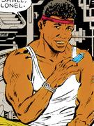 N'Gami (Earth-616) from Nick Fury Agent of S.H.I.E.L.D. Vol 3 12 001