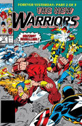 New Warriors Vol 1 12