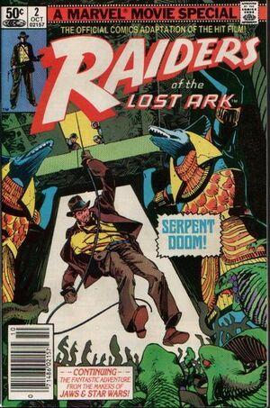 Raiders of the Lost Ark Vol 1 2