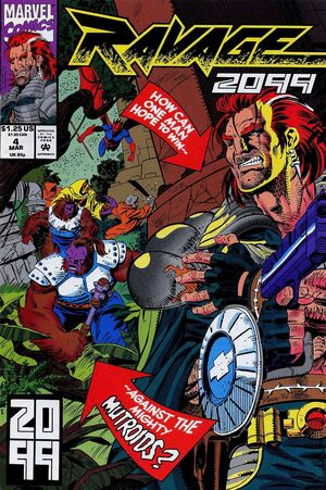 Ravage 2099 Vol 1 4