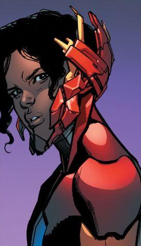 File:Riri Williams (Earth-616) from Invincible Iron Man Vol 4 5 001.jpg