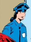 Ruth (Police Office) (Earth-616) from Uncanny X-Men Vol 1 232 0001