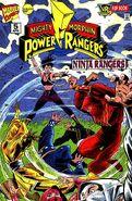 Saban's Mighty Morphin Power Rangers Ninja Rangers Vol 1 5