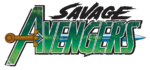Savage Avengers (2019) logo