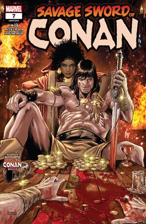 Savage Sword of Conan Vol 2 7